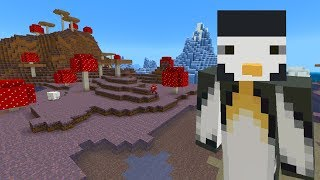 Minecraft Xbox   MUSHROOM ISLE [396]