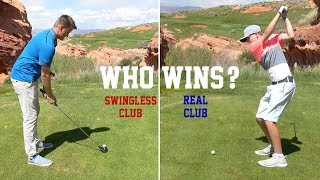 PROOF: Short Game Is MOST Important! | Swingless Golf Club Finale