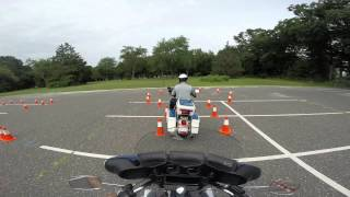 preview picture of video 'Toms River Police Department Motor Unit Training'