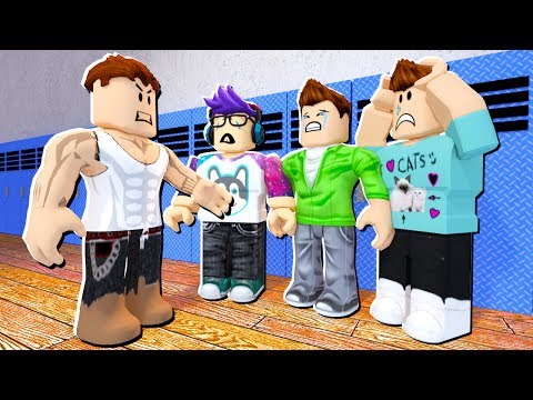 The SADDEST Roblox Bully Story
