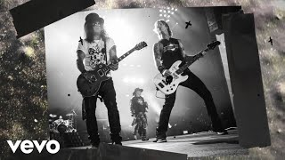 Guns N' Roses   Shadow Of Your Love (Tour Edition  Lyric Video)
