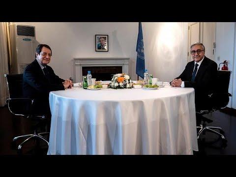 Αναστασιάδης-Ακιντζί: Συμφωνία για Μέτρα Οικοδόμησης Εμπιστοσύνης…