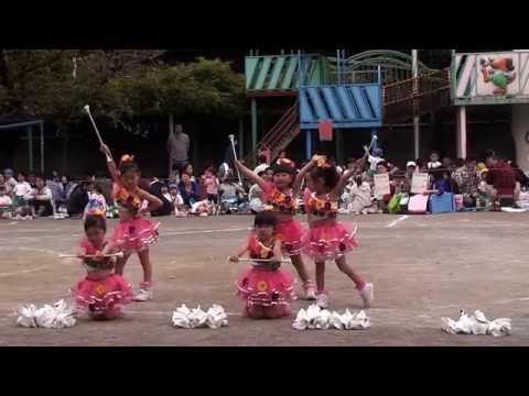 むさし幼稚園運動会2015 アトラクション / Dreamy* 南浦和リトル