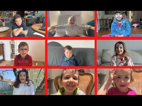 I bambini raccontano il Coronavirus e la quarantena