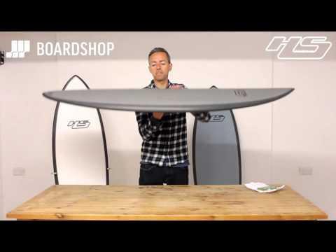 Haydenshapes Hypto Krypto Surfboard Review