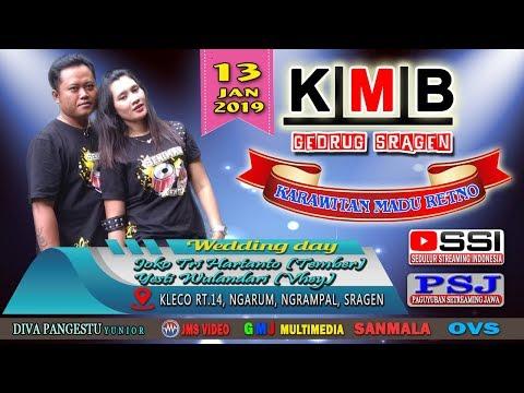 part 2 LIVE WEDDING DAY Joko Tri Hartanto ( Tember ) & Yesti Wulandari ( Vhey )