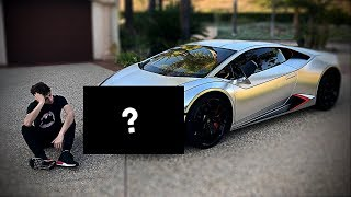 I RUINED MY LAMBORGHINI :(