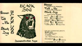 Black Dog - Demonstration Tape - 1983 - (Full Demo)