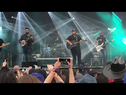 Luke Combs - When It Rains It Pours - Live at the Innings Music Festival - Tempe Arizona