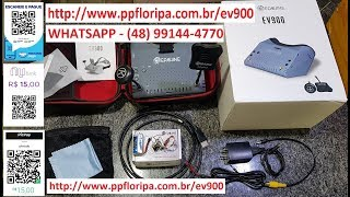 AO VIVO - CAMPANHA KIT FPV COMPLETO - EACHINE EV900 + CÂMERA EACHINE TX03 - BATERIA + CARREGADOR!