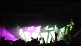 "Feed Me w/ TEETH ""Chain Smoker/Relocation"" Live at Showbox Market 3/12/2012 1080 HD"