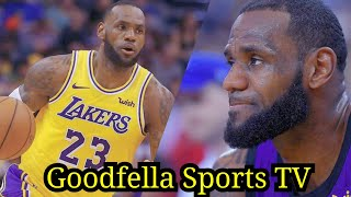 Los Angeles Lakers Officially Switch Lebron James Position to Point Guard!!!