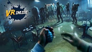 VR Inside Podcast - Walking Dead Saints & Sinners, Virtual Link and VR180 Camera Experience (Ep.46)
