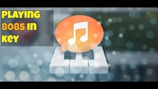 How to use Sampler to tune and play 808s in Garageband for Iphone