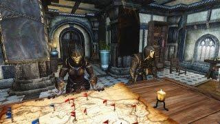 Прохождение Skyrim Association #42. Штаб-квартира Талмора (квест Вспомнить все)