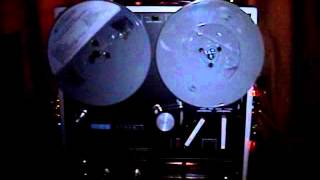 Andy Williams - 01 White Christmas (Open Reel)