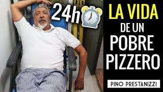 La DURA VIDA de un PIZZERO (24 horas) | Pino Prestanizzi