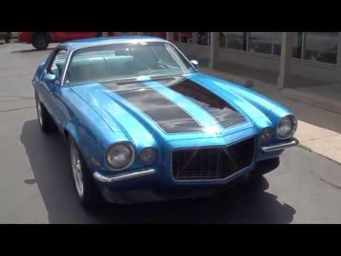 Video of '70 Camaro RS - QS8C