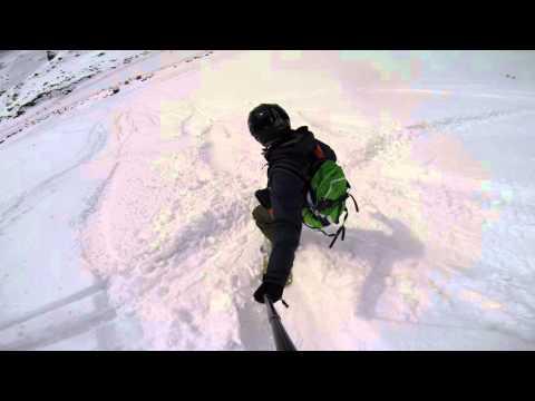 Freeride Elbrus Krugozor 23 Fev 2016 (JONES Flagship 2016 – 161 cm)