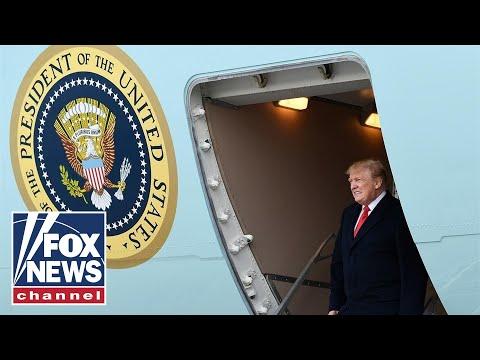 Live: Trump departs DC en route to Florida