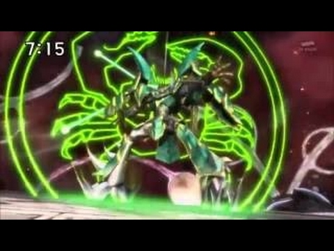 Saikyou Ginga Ultimate Zero Battle Spirits Episode 46 [English Sub HD]
