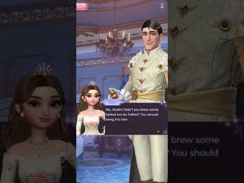 Dress Up:Time Princess! Swan Lake 1-9 Gameplay