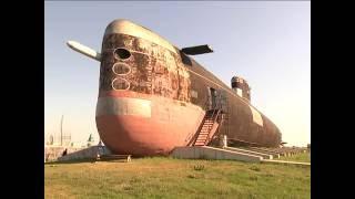 Что внутри подводной лодки
