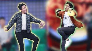 Trấn Thành, Ngô Kiến Huy Quẫy Bung Nóc Với Những Điệu Nhảy Bá Đạo   Gia Đình Việt