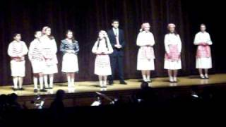 Do re mi, Reprise (the concert), The sound of Music Westwood Thurston Middle School