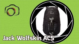 Fotorucksack - Jack Wolfskin ACS der Allrounder für Spiegellose