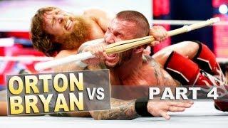 Daniel Bryan vs. Randy Orton: The Saga - Part 4 - FULL MATCH