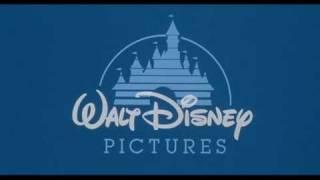 Walt Disney Pictures (Blue Castle) Ident