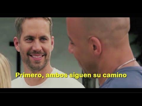 See You Again - Wiz Khalifa (Subtitulada - Traducida al Español) Ft Charlie Puth - Furious 7