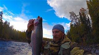 Рыбалка в северной карелии день 2