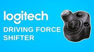 LOGITECH DRIVING FORCE SHIFTER [РАСПАКОВКА/ОБЗОР | UNBOXING/REVIEW]