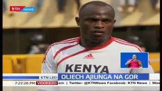Dennis Oliech amesajiliwa na Gor Mahia FC