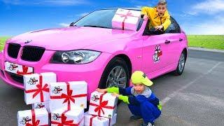 ПРОВОКАЦИЯ...BMW - быстрее ВЕТРА!Подарки YouBox CЮРПРИЗ-БОКС!This is a provocation.From whom gifts?