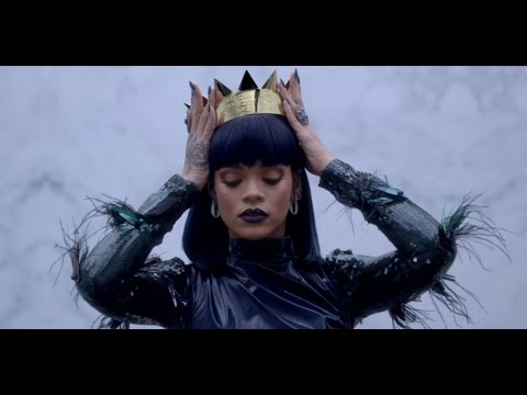Rihanna - Love On The Brain video
