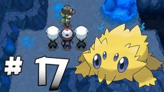 Let's Play Pokemon: Black - Part 17 - Chargestone Cave