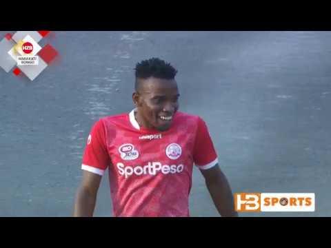 Magoli Yote: Simba SC 2-1 Mtibwa Sugar Kagere atupia goli moja {VPL]