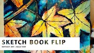 Sketchbook Flip - Pocket Leuchtturm1917
