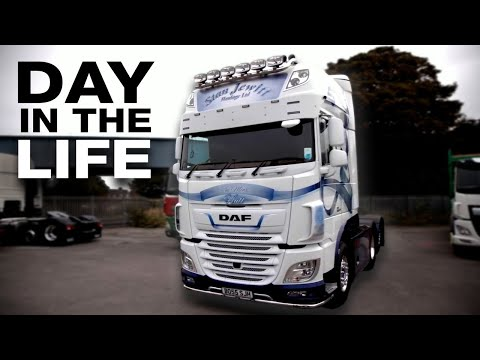 DAF Trucks UK | Leyland DAF Assembly Plant | DAF Drivers Blog