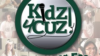 "Kidz4Cuz ""You'll Never Face The World Alone"" (Official Lyrics Video)"