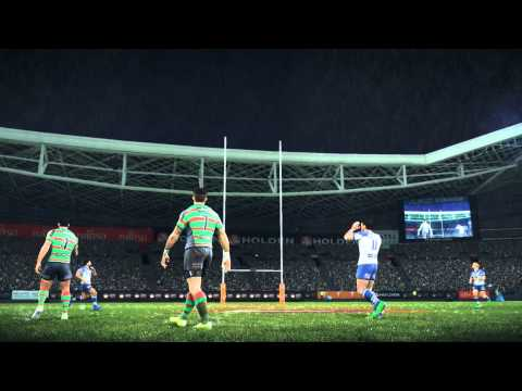 Rugby League Live 3 Official Trailer thumbnail