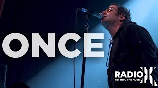 Liam Gallagher performs Once LIVE in Manchester | Radio X