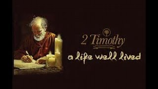 2 Timothy - Scripture Reading and Discussion