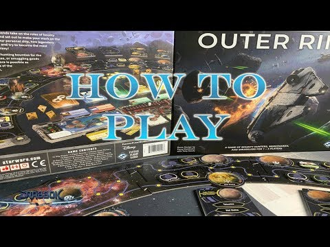 How to Play Outer Rim