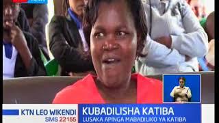 Wabunge kutoka katika kaunti ya Migori wataka mabadiliko ya katiba kufanyika nchini
