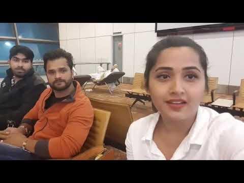 KHESARI Lal Yadav with  Kajal Raghwani | Live video | Malaysia Stage show | 2019