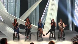 1432 Becomes Fifth Harmony   THE X FACTOR USA 2012